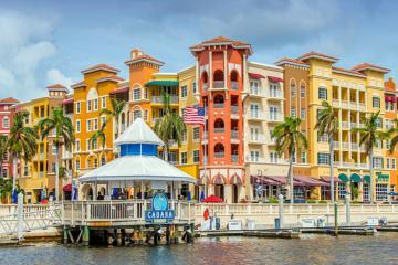9 gợi ý cho chuyến du lịch Mỹ tự túc đến Naples vào mùa đông