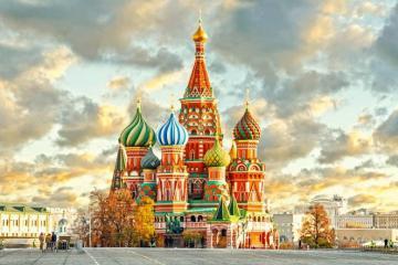 Tour du lịch Nga trọn gói dịp Tết Nguyên đán giá từ 46,900,000 VNĐ