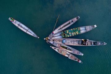 Du lịch Phá Tam Giang ở Huế - chiêm ngưỡng 'vệt nắng cuối trời'