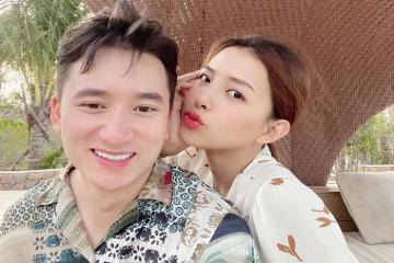 Phan Mạnh Quỳnh và bạn gái du lịch Cam Ranh nhân kỷ niệm 4 năm yêu