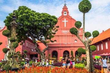 6 điểm check-in chưa bao giờ hết hot ở phố cổ Malacca - nơi được mệnh danh 'Venice của Malaysia'
