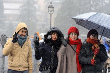 'Nằm lòng' bí quyết giúp bạn có chuyến du lịch ngắm tuyết trọn vẹn, an toàn
