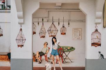 """Khu phố Tiong Bahru có gì đặc biệt mà giới trẻ rỉ tai nhau """"nhất định phải ghé"""" khi du lịch Singapore?"""