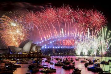 Du lịch Úc Tết Dương lịch, chiêm ngưỡng những màn pháo hoa lung linh nhất
