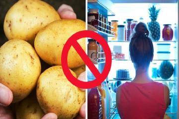 Ngay lập tức đưa những thực phẩm này ra khỏi tủ lạnh nhà bạn