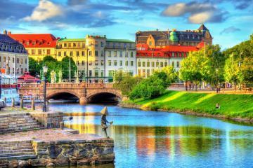Khám phá cuộc sống ở thành phố xanh nhất thế giới - Gothenburg, Thụy Điển