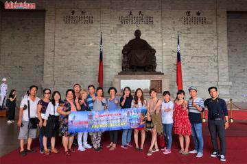 Tour du xuân Đài Loan mùng 1 Tết lì xì đến 4 triệu đồng
