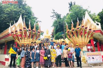Tour Thái Lan 5 ngày khám phá xứ sở chùa vàng giá chỉ từ 4,9 triệu đồng