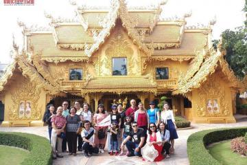 Du lịch Thái Lan khám phá vẻ đẹp 'đóa hồng phương Bắc' giá từ 6.999.000 VNĐ