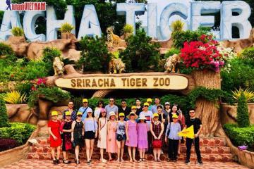 Du lịch Thái Lan 4 ngày dịp Tết Dương lịch, khám phá Bangkok - Pattaya giá chỉ từ 4.790.000 VNĐ