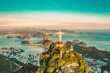 Du lịch Brazil ghé thăm 'thành phố kì diệu' Rio de Janeiro với những điểm đến sôi động