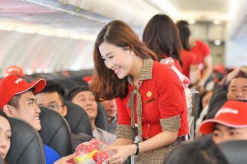 Vietjet Air tung 5 triệu vé từ 0 đồng bay khắp Việt Nam và châu Á