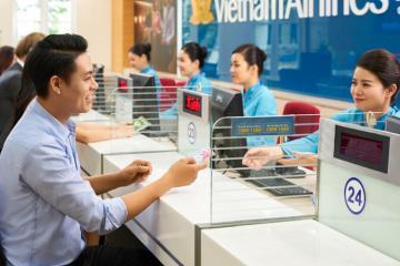 Vietnam Airlines mở bán 70.000 vé Tết chỉ từ 199.000 VNĐ