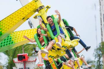 Vinpearl Land Nam Hội An - Công viên giải trí hoành tráng nhất xứ Quảng