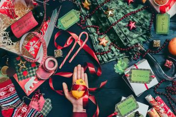 Nhanh tay bỏ túi 10 ý tưởng chụp ảnh tĩnh mùa Giáng sinh đầy sáng tạo và ấn tượng