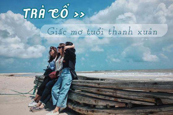 Khám phá Trà Cổ - bãi biển trữ tình nằm ở cực Đông Việt Nam
