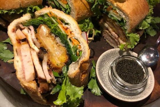 Có gì trong chiếc bánh mì giá 100 USD ở TP.HCM khiến hội mê ẩm thực 'phát cuồng'?
