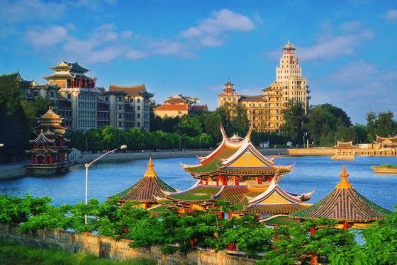 Du lịch Trung Quốc ghé thăm thành phố Hạ Môn - 'viên ngọc trên biển' thanh bình và xinh đẹp