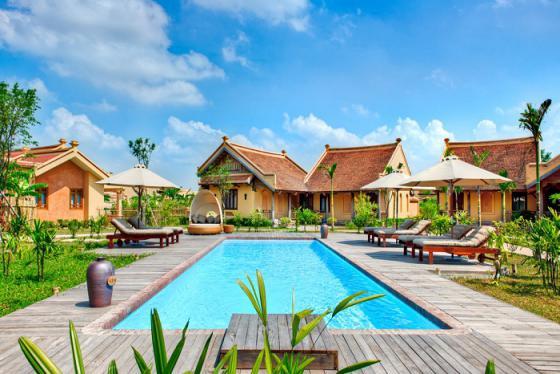 5 khu nghỉ dưỡng gần Hà Nội giá bao rẻ, view bao đẹp cho dịp Tết Dương Lịch