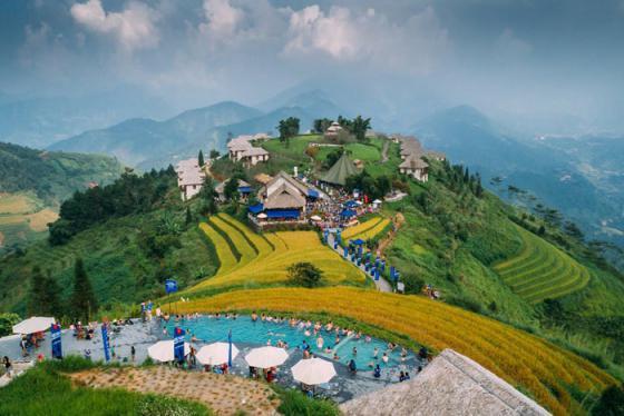 Có một ngôi làng Topas Ecolodge đầy thơ mộng giữa lòng núi đồi Sapa