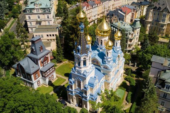 Du lịch Cộng hòa Séc: Lạc bước ở thiên đường bình yên Karlovy Vary