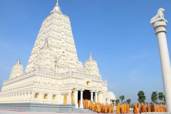 Ghé thăm 4 Thiền Viện Trúc Lâm nổi tiếng Nam Bộ