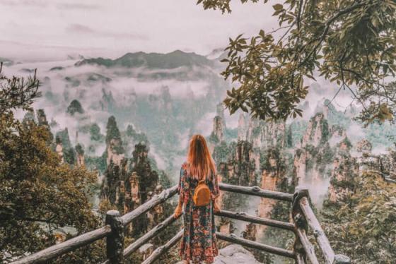 Du lịch Hồ Nam, Trung Quốc, khám phá vẻ đẹp tiên cảnh những ngày sắp sang xuân