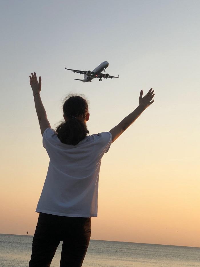 lỡ chuyến bay