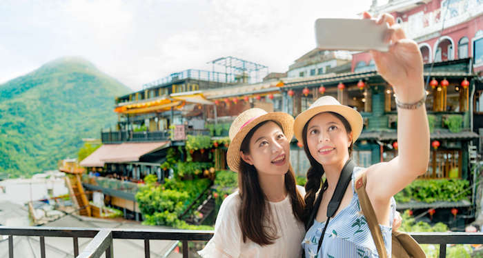 Du lịch Đài Loan đầu năm với nhiều điểm đến hấp dẫn.