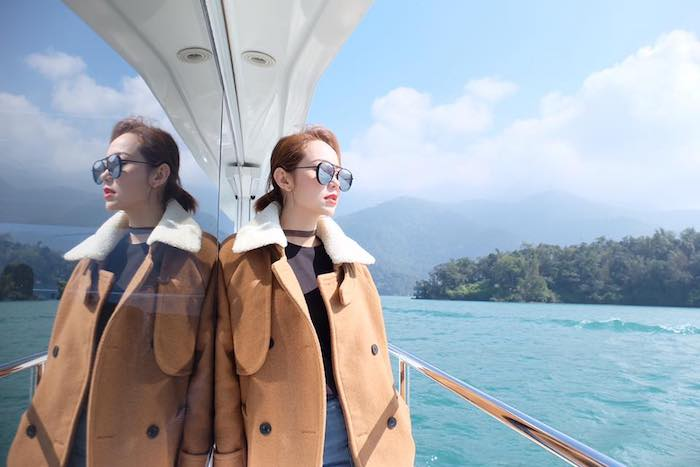 Du lịch Đài Loan đầu năm, dạo quanh hồ Nhật Nguyệt.