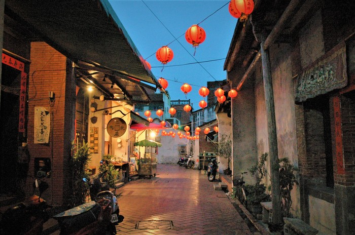 Du lịch Đài Loan, ghé thăm Lộc Cảng, nơi cất giữ tinh hoa.