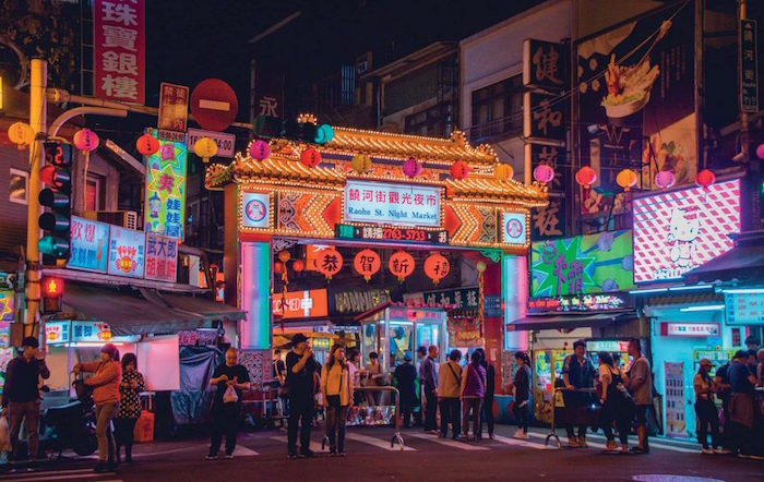Du lịch Đài Loan, lạc vào thánh địa chợ đêm.