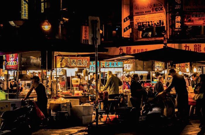 Du lịch Đài Loan, nơi có hơn 300 chợ đêm lớn nhỏ.