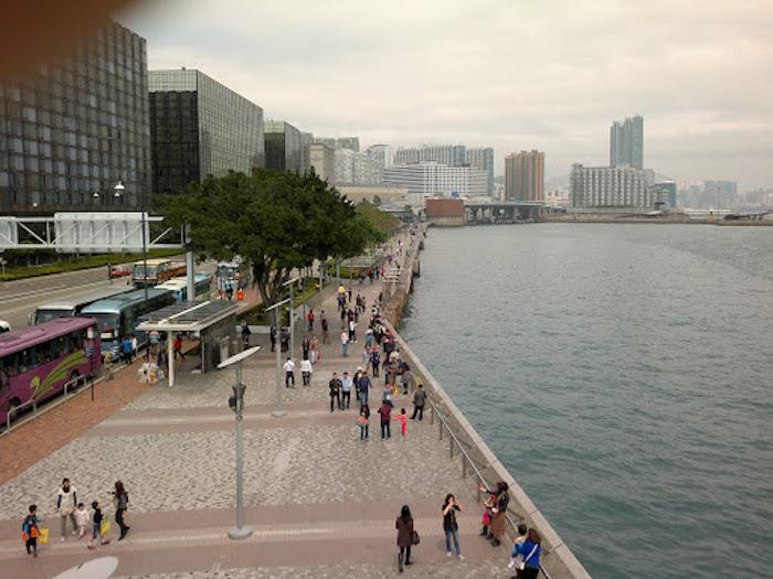 Du lịch Hồng Kông, ghé thăm Hương Cảng.