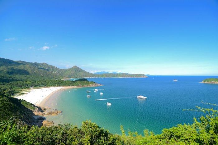Du lịch Hồng Kông, tận hưởng niềm vui thú với thiên nhiên ngay giữa chốn thị thành.