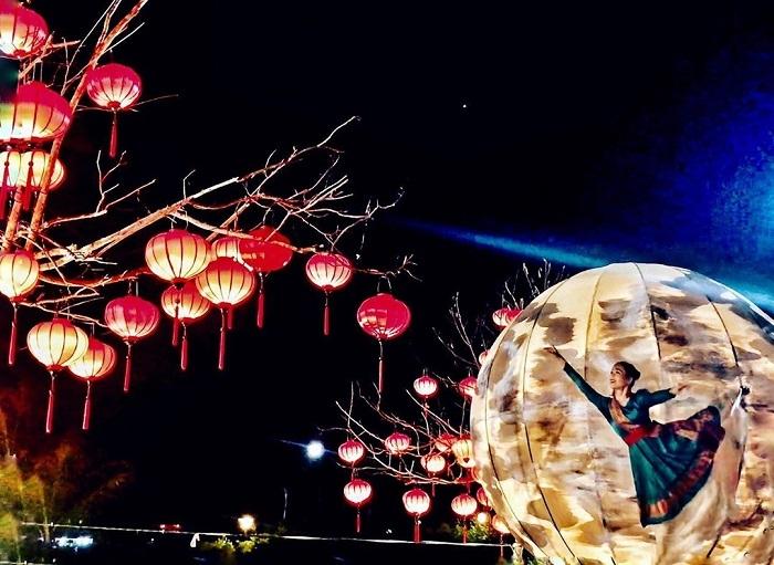 Tết Trung thu, lễ hội truyền thống ở Hồng Kông.