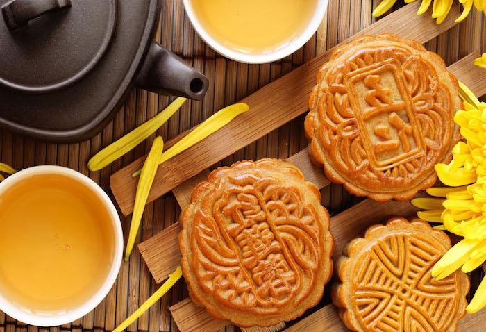 Món bánh đặc trưng trong ngày lễ ở Hồng Kông.