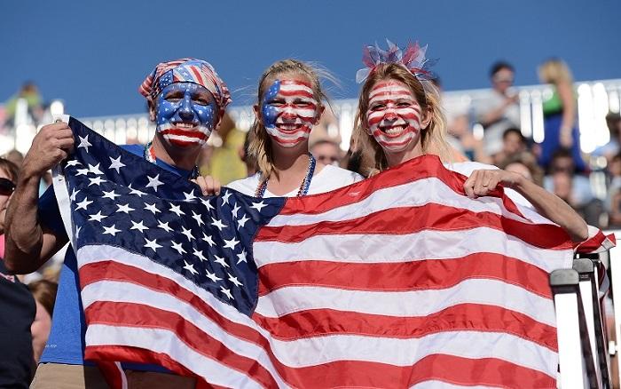 du lịch Mỹ năm mới khám phá văn hóa