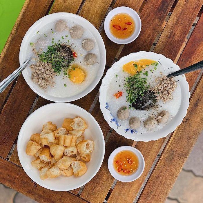 quán ăn đêm ở Sài Gòn
