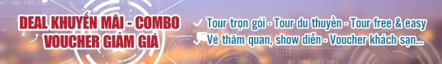 Banner Du Lịch Việt Nam Tour