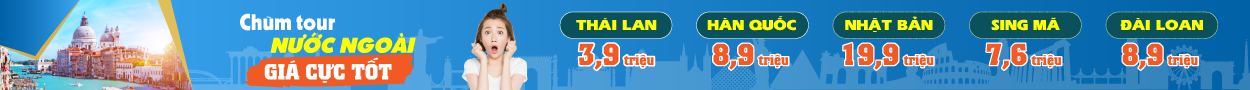 Banner Floating cuối trang