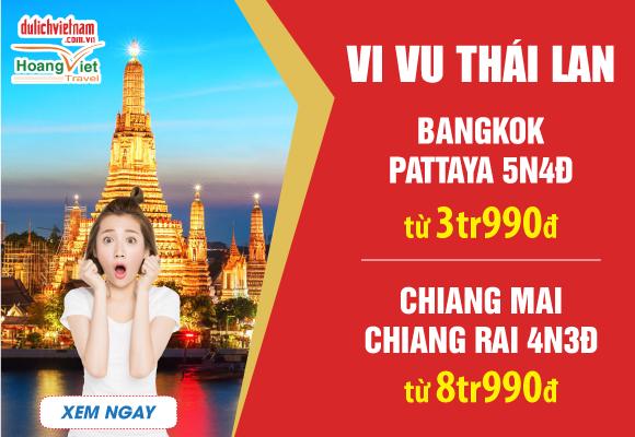 QC Tour Thái Lan
